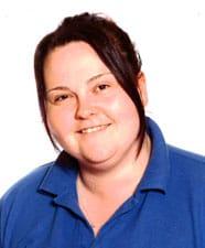 Gemma - Castle Bromwich Nursery Manager